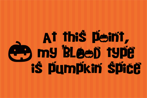 Download Free Pumpkin Patch Font By Illustration Ink Creative Fabrica for Cricut Explore, Silhouette and other cutting machines.
