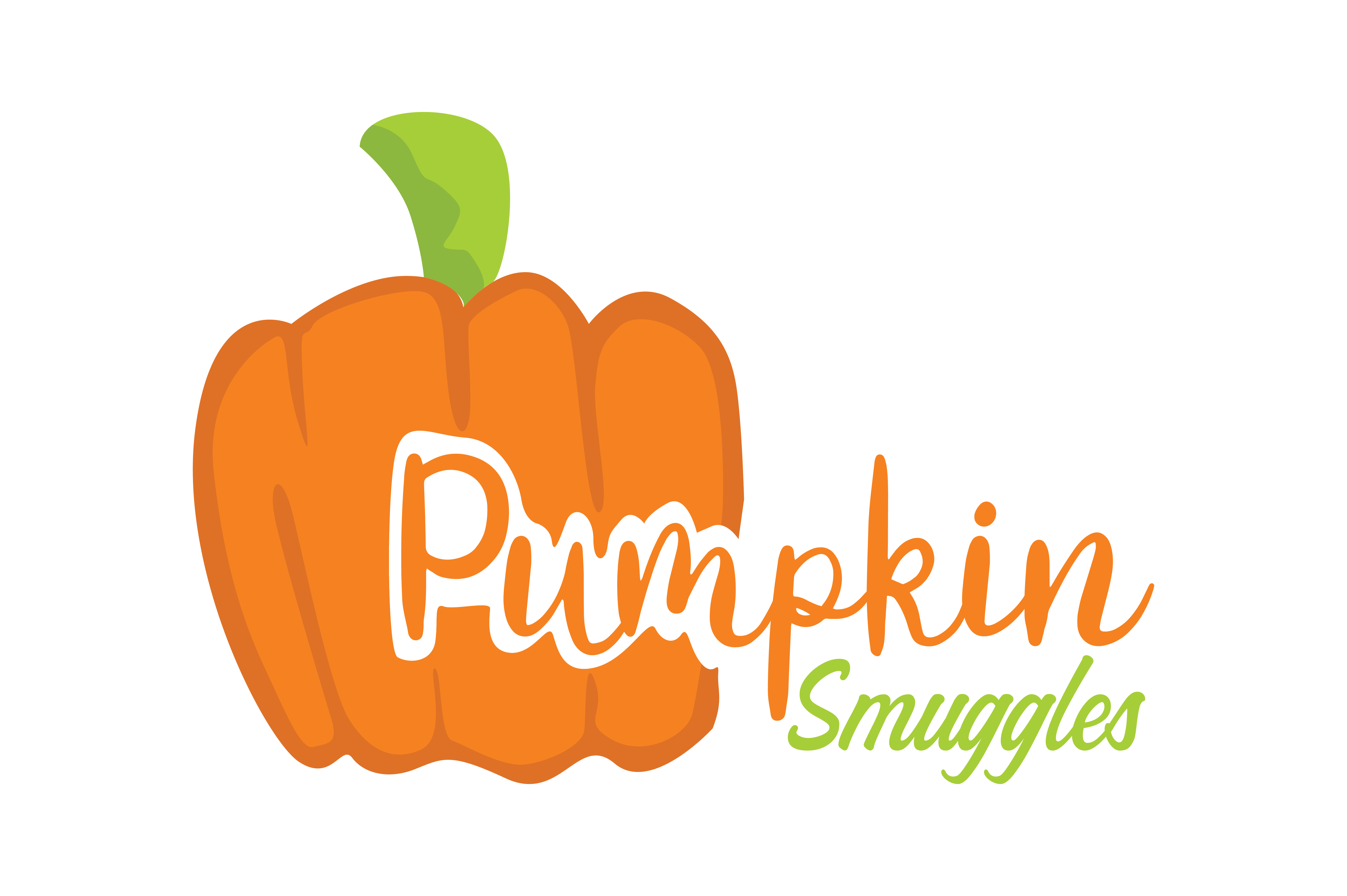 Download Free Pumpkin Smuggles Graphic By Thelucky Creative Fabrica for Cricut Explore, Silhouette and other cutting machines.
