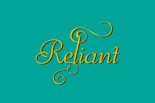 Reliant Font By Intellecta Design