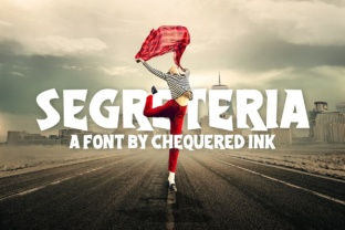 Segretaria Font By Chequered Ink
