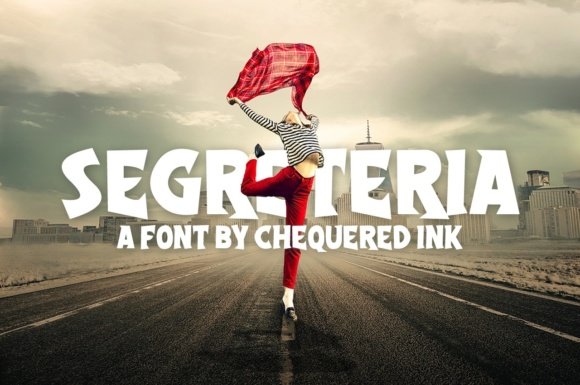 Print on Demand: Segretaria Serif Font By Chequered Ink - Image 1
