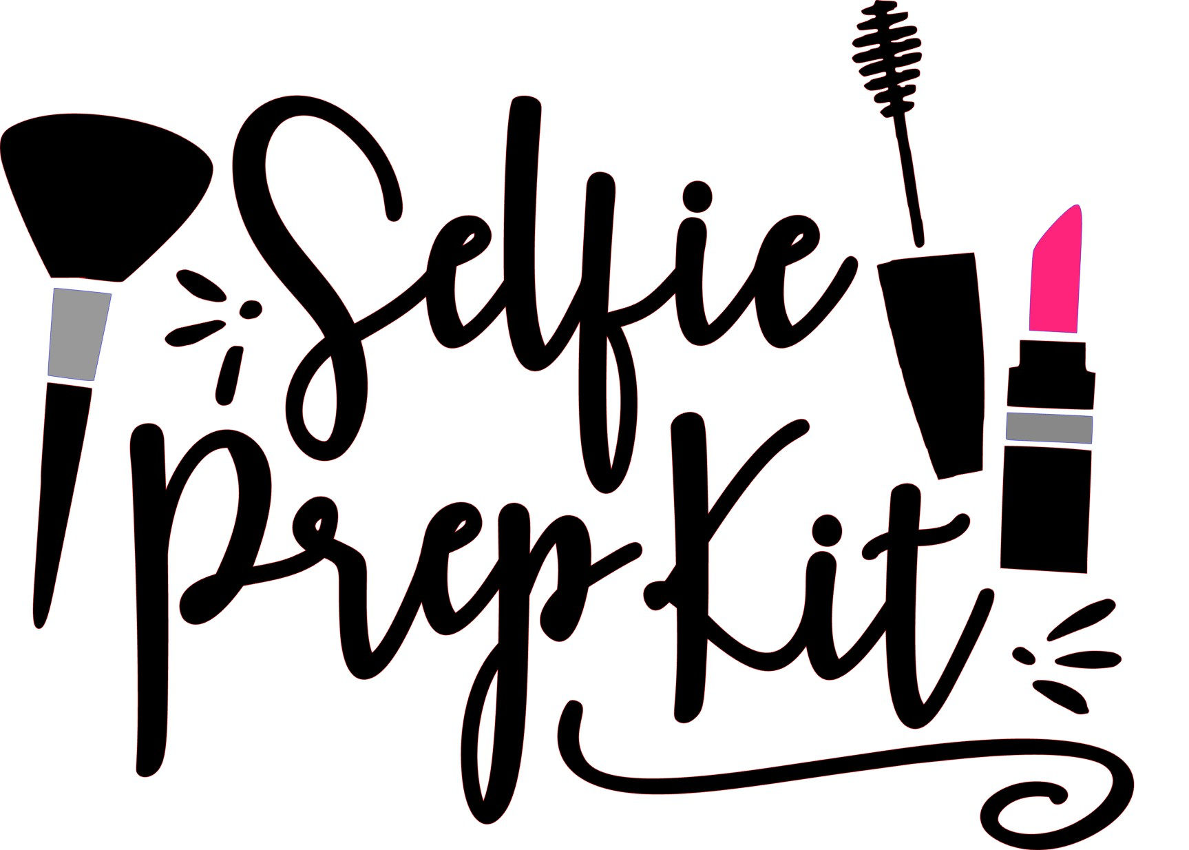 Download Free Selfie Prep Kit Graphic By Jlo Tirado Designs Creative Fabrica SVG Cut Files