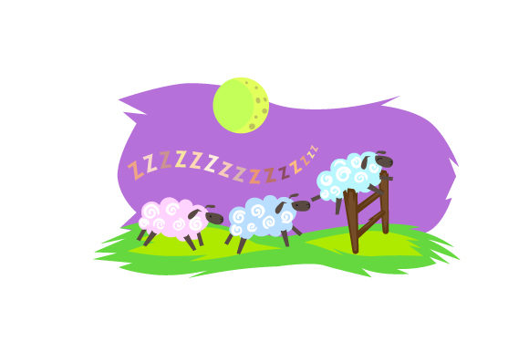 Download Free Sheep Jumping Over A Fence Svg Cut File By Creative Fabrica for Cricut Explore, Silhouette and other cutting machines.