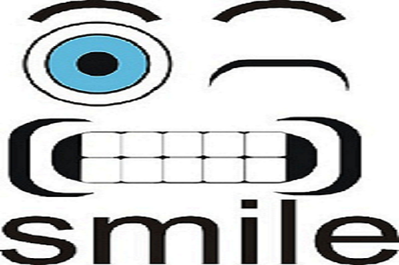 Smile Graphic By Gustavo Lucero