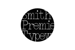 Smith-Premier Typewriter Family Font By Intellecta Design