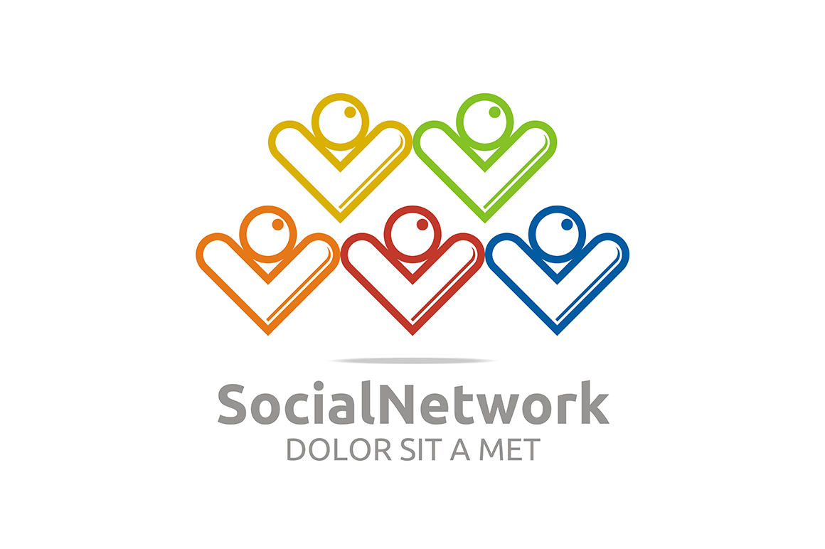 Download Free Social Network Graphic By Acongraphic Creative Fabrica for Cricut Explore, Silhouette and other cutting machines.