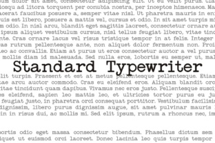 Print on Demand: Standard Typewriter Serif Font By Intellecta Design