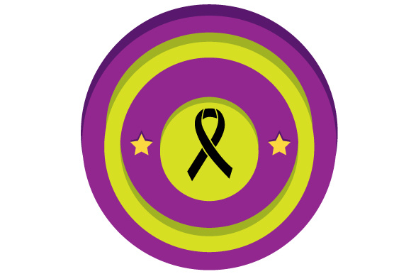 Download Free Superhero Shield With Black Ribbon Inside Svg Cut File By Creative Fabrica Crafts Creative Fabrica for Cricut Explore, Silhouette and other cutting machines.