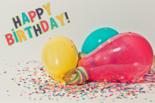 Print on Demand: Surprise Party Family Display Font By Anastasia Feya 4