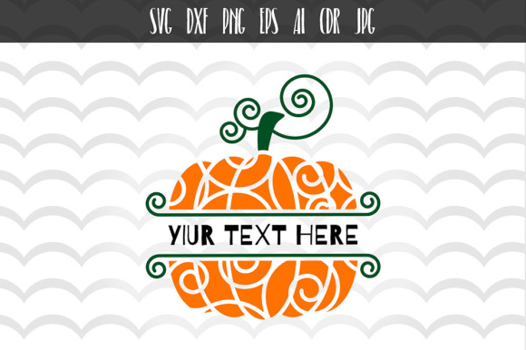 Download Free Thanksgiving Pumpkin Graphic By Vector City Skyline Creative SVG Cut Files