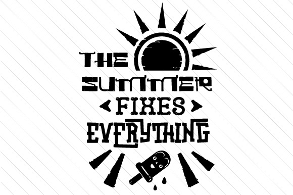 Download Free The Summer Fixes Everything Svg Cut File By Creative Fabrica for Cricut Explore, Silhouette and other cutting machines.
