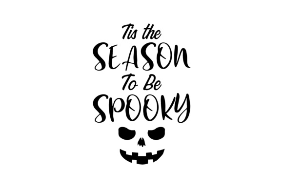 Download Free Tis The Season To Be Spooky Grafik Von Thelucky Creative Fabrica SVG Cut Files