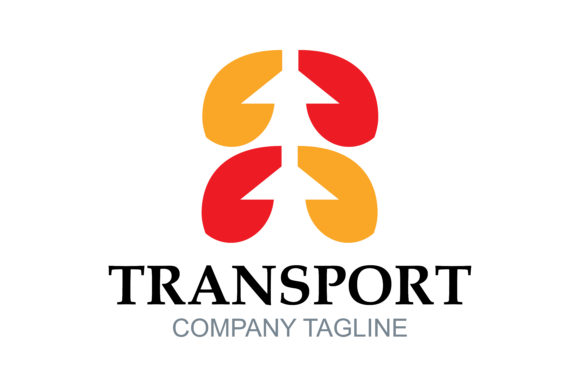 Download Free Transport Logo Grafico Por Thehero Creative Fabrica for Cricut Explore, Silhouette and other cutting machines.