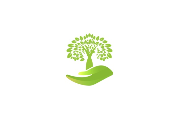 Download Free Tree Care Logo Design Graphic By Yahyaanasatokillah Creative for Cricut Explore, Silhouette and other cutting machines.