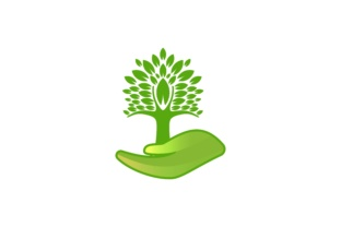 Download Free Tree Care Logo Graphic By Yahyaanasatokillah Creative Fabrica for Cricut Explore, Silhouette and other cutting machines.
