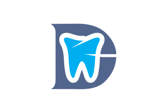 Print on Demand: VECTOR of D DENTAL Graphic Logos By cikep25