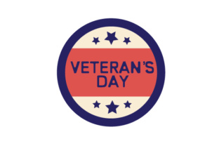 Veterans Day Badge Military Craft Cut File By Creative Fabrica Crafts