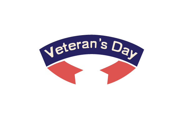 Download Free Veterans Day Banner Svg Cut File By Creative Fabrica Crafts for Cricut Explore, Silhouette and other cutting machines.