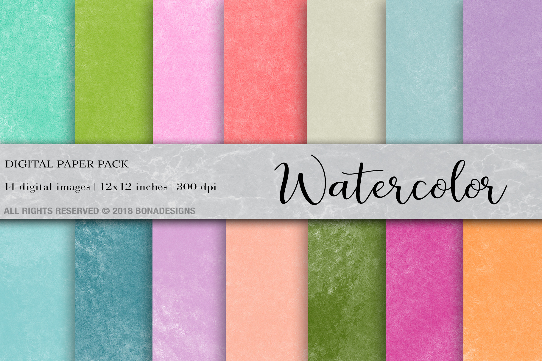 Download Free Watercolor Background Digital Paper Watercolor Digital Paper for Cricut Explore, Silhouette and other cutting machines.
