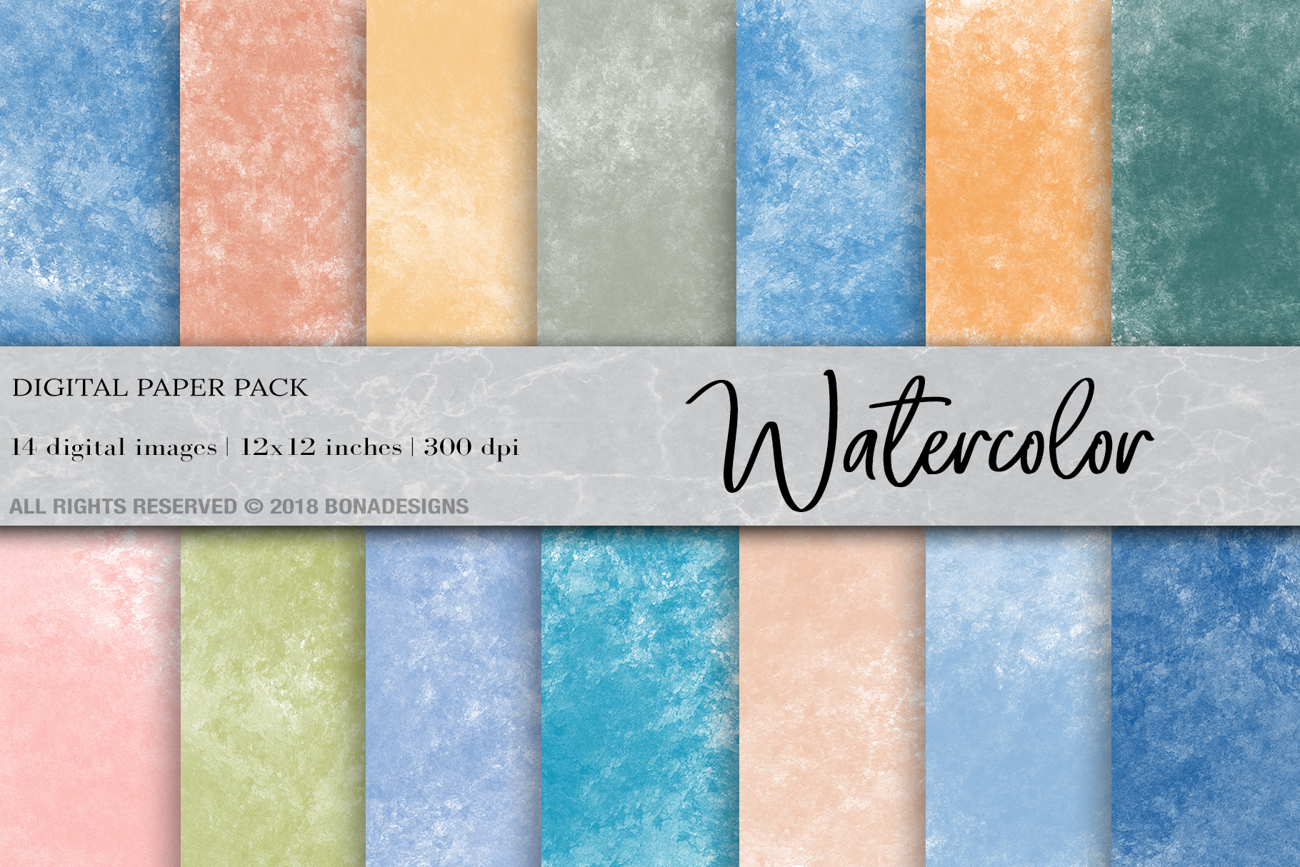Download Free Watercolor Background Watercolor Digital Paper Graphic By for Cricut Explore, Silhouette and other cutting machines.