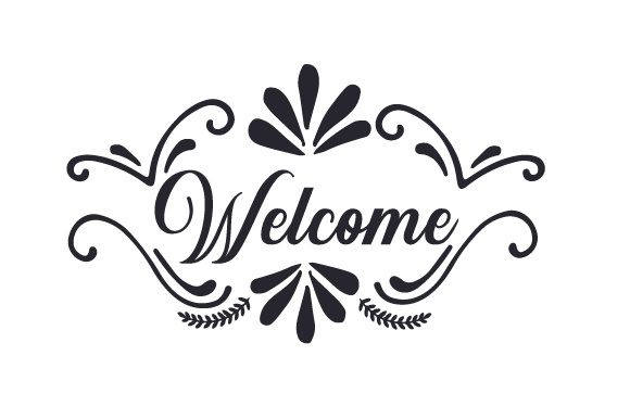 Download Free Welcome Svg Cut File By Creative Fabrica Crafts Creative Fabrica for Cricut Explore, Silhouette and other cutting machines.