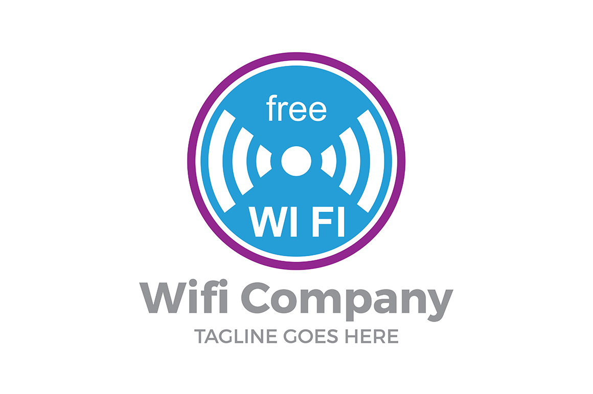 Download Free Wifi Logo Graphic By Thehero Creative Fabrica for Cricut Explore, Silhouette and other cutting machines.