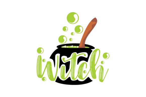 Print on Demand: Witch Graphic Crafts By TheLucky