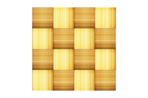Wooden Wicker Seamless Pattern Graphic By TS d'sign