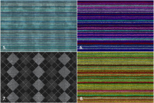 20 Knitted Weaving Background Textures Graphic Textures By Textures 3
