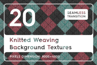 20 Knitted Weaving Background Textures Graphic Textures By Textures 1