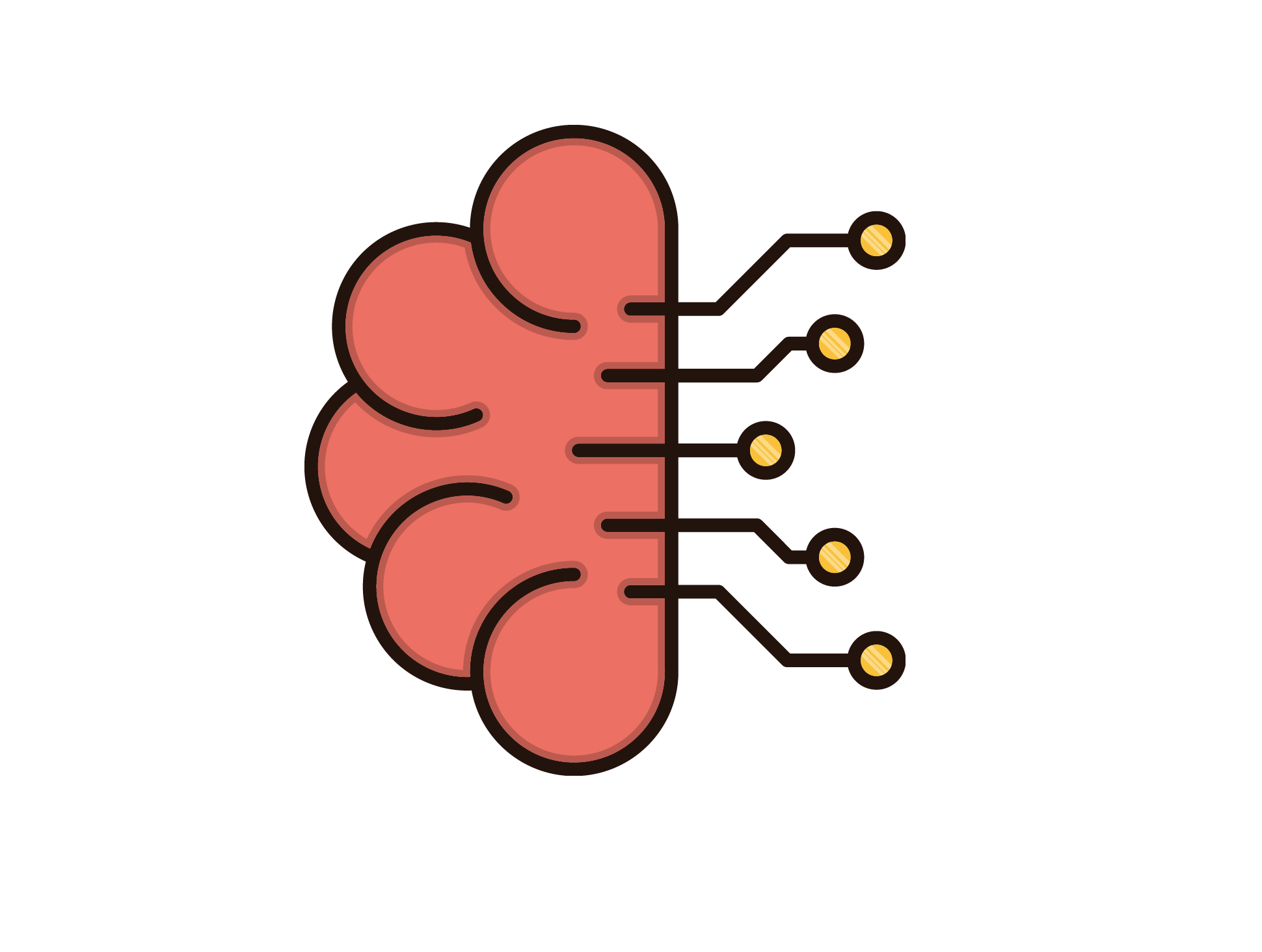 Download Free Artificial Intelligence Grafico Por Back1design1 Creative Fabrica for Cricut Explore, Silhouette and other cutting machines.