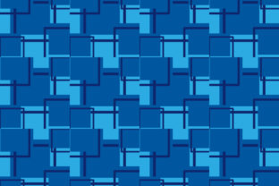 Background of Square Shape Graphic By meisuseno