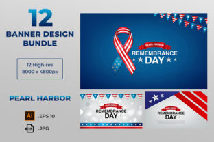 Background Pearl Harbor Remembrance Graphic By indostudio