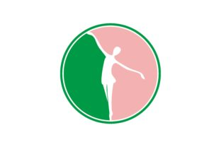 Download Free Ballet Dance Logo Graphic By Yahyaanasatokillah Creative Fabrica for Cricut Explore, Silhouette and other cutting machines.