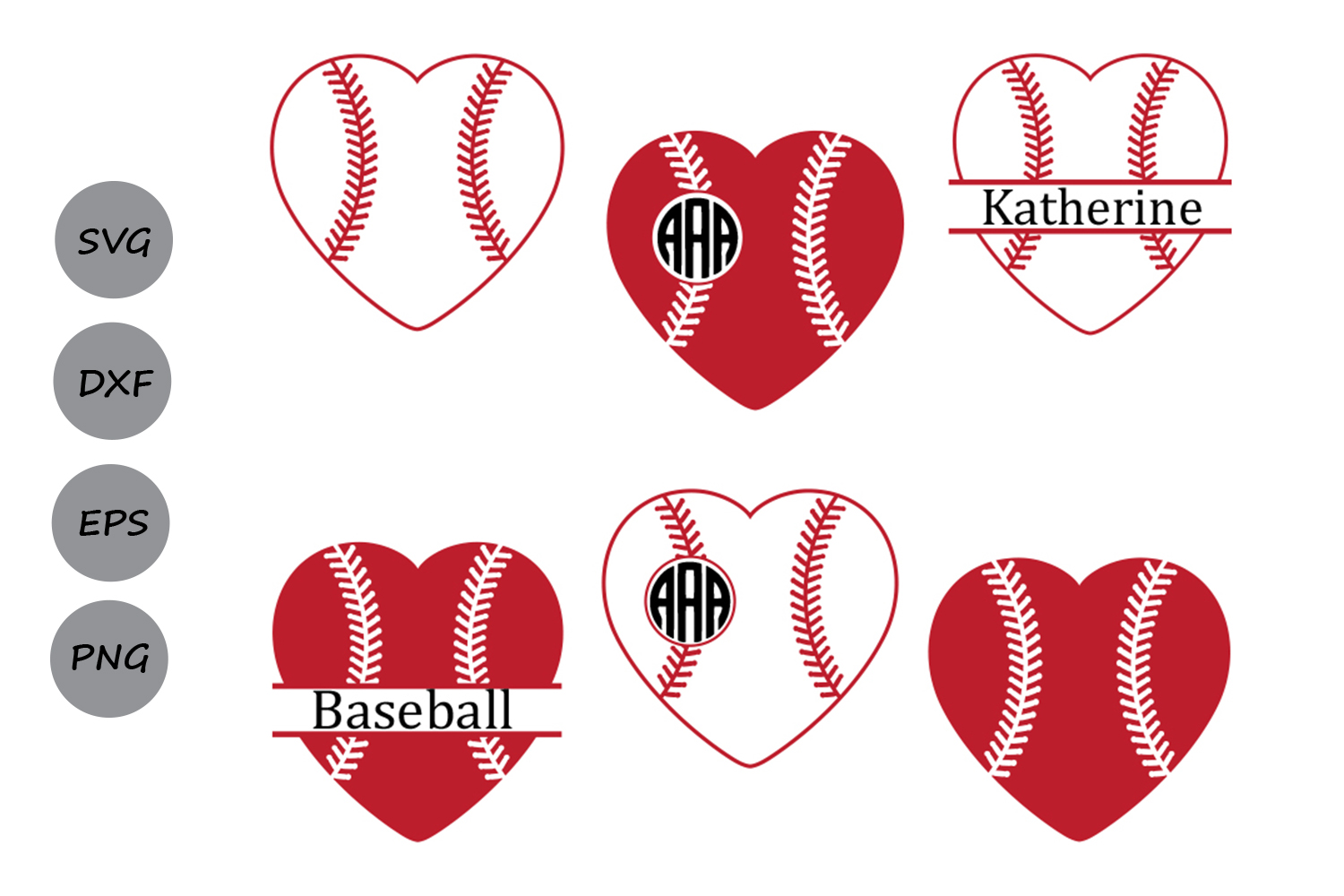 Download Free Baseball Monogram Graphic By Cosmosfineart Creative Fabrica for Cricut Explore, Silhouette and other cutting machines.