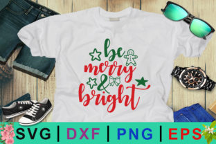 Be Merry, Merry Christmas, Happy Christmas, Christmas Day Graphic By Design Palace