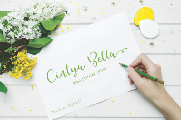 Print on Demand: Better Caramel Trio Script & Handwritten Font By Sronstudio - Image 5