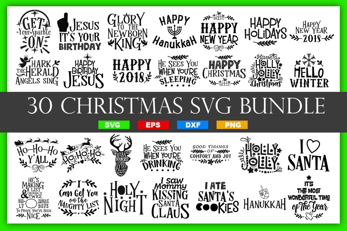 Download Free Big Christmas Quotes Bundle Graphic By Subornastudio Creative for Cricut Explore, Silhouette and other cutting machines.
