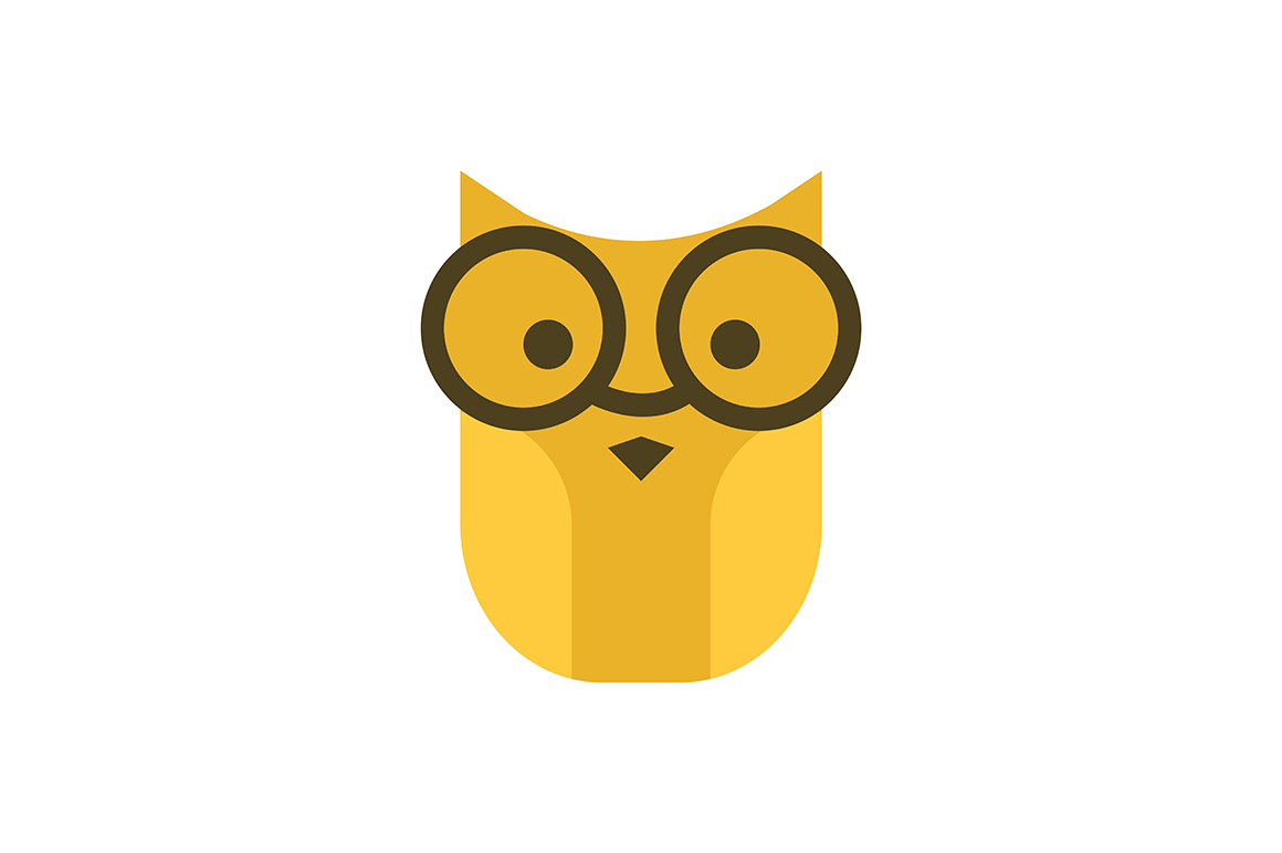 Download Free Big Eye Owl Icon Grafico Por Friendesigns Creative Fabrica for Cricut Explore, Silhouette and other cutting machines.