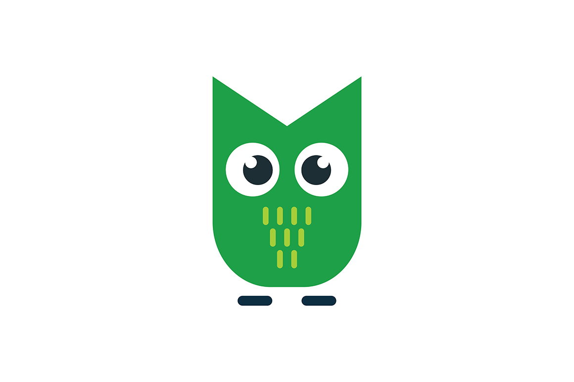 Download Free Big Eye Owl Icon Graphic By Friendesigns Creative Fabrica SVG Cut Files