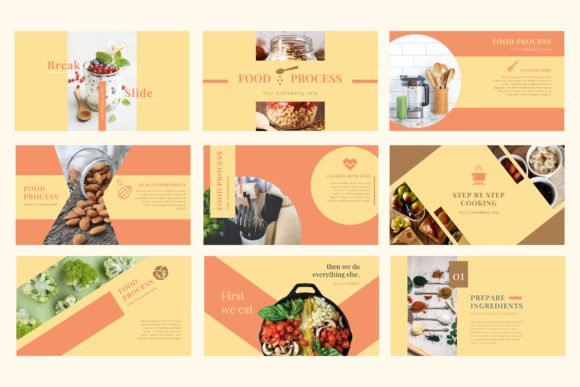 Bistro Restaurant Powerpoint Presentation Graphic Presentation Templates By TMint - Image 4