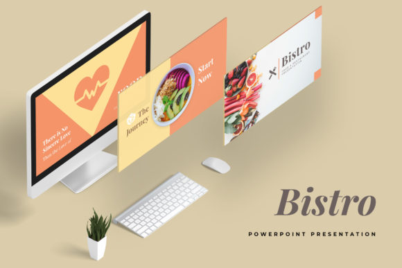 Bistro Restaurant Powerpoint Presentation Graphic Presentation Templates By TMint - Image 1