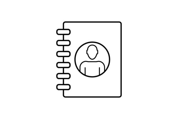 Print on Demand: Bookmark Graphic Icons By khld939