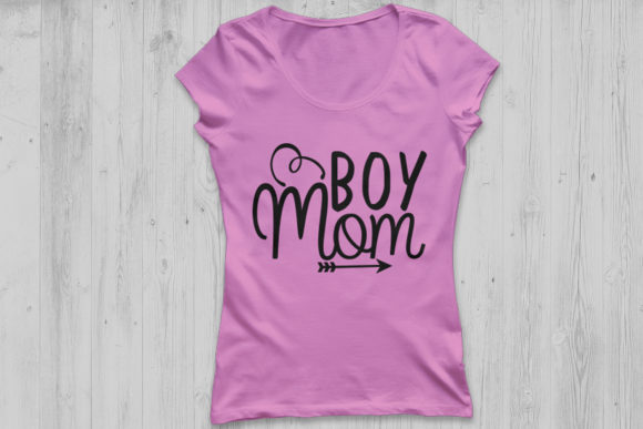 Download Free Boymom Graphic By Cosmosfineart Creative Fabrica for Cricut Explore, Silhouette and other cutting machines.