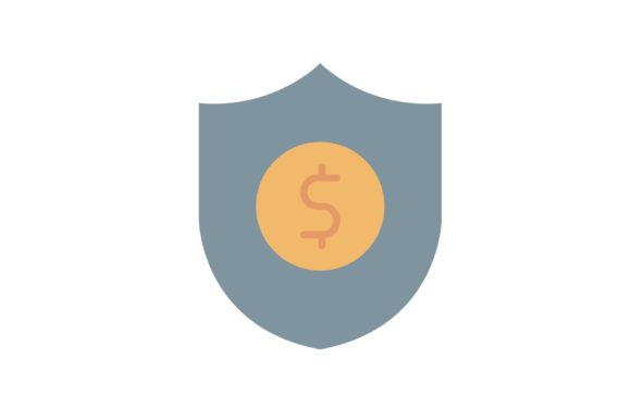 Print on Demand: Business Protection Graphic Icons By Iconika