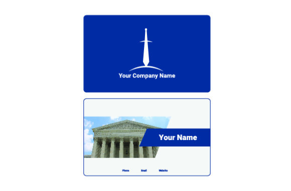 Print on Demand: Bussines Card Template Graphic Print Templates By nirmala.graphics
