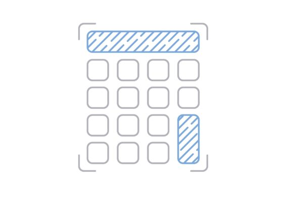 Print on Demand: Calculator Graphic Icons By Iconika
