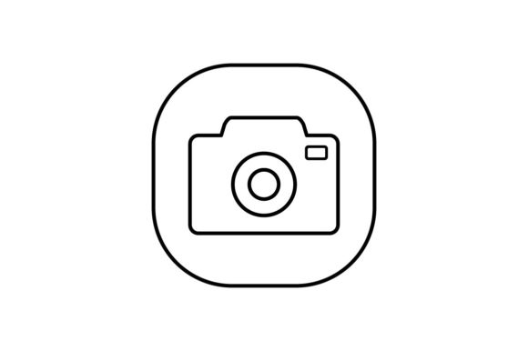 Print on Demand: Camera Graphic Icons By khld939