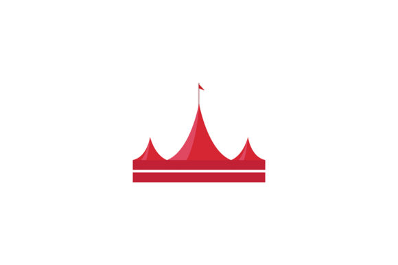 Download Free Carnival And Circus Icon Grafico Por Friendesigns Creative Fabrica for Cricut Explore, Silhouette and other cutting machines.