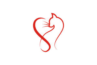 Cat Logo Graphic By Friendesigns Creative Fabrica